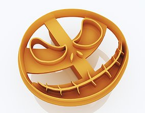 Cookie cutter - Jack 3D print model