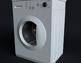 3dmax 3D model Washing machine