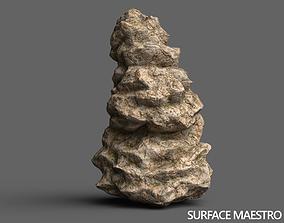 3D asset realtime Cliff
