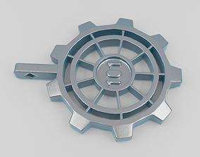 Vault Pendant 3D printable model