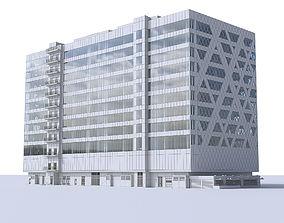 Business Centre 3D model