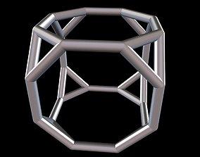 040 Mathart - Archimedean Solids - 3D printable model 5