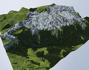 3D Terrain 002