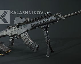 3D asset realtime AK-ALFA