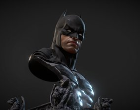 3D print model batman bust