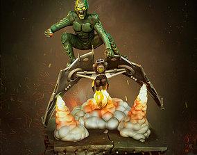 3D print model green Green Goblin