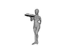 Printle Femme 051 3D model