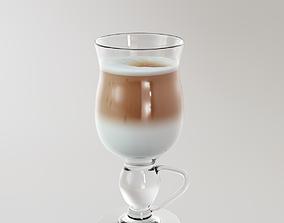 3D model Latte Macchiato bar
