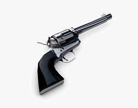 3D asset Revolver