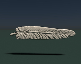 Feather 3 3D printable model