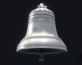 Decorative 3D Bell