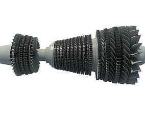 3D model Turbine