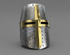 Templar Helm 3D model