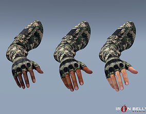 AAA Animated FP Arms Pack 3D asset