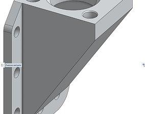 Part support Machine Design 3D