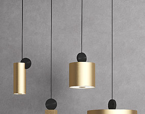 CALE pendant light by CLV 3D