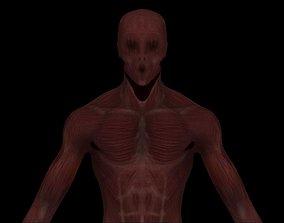 Embryo Adult - 3D Horror Creature - realtime
