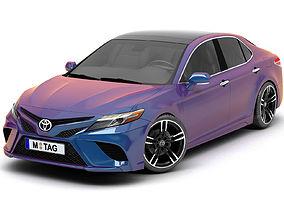 3D Toyota Camry 2018