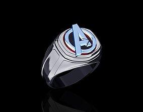 Avenger Ring 3D printable model
