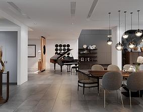 Duplex Apartment 2 3D animated