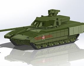 3D print model T-14 Armata other