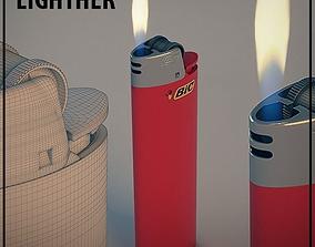 lighter danger 3D model