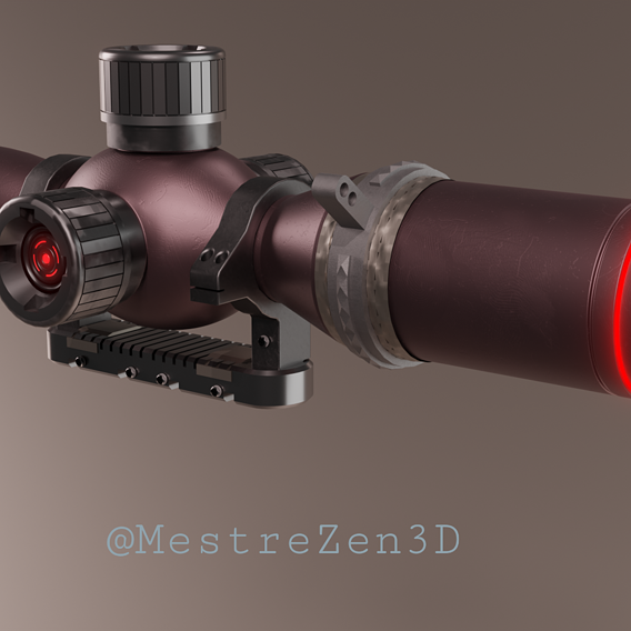 Scope for u weapon