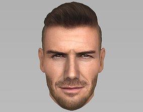3D David Beckham