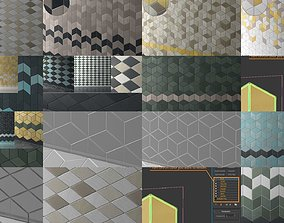Tile TEX by Mutina - 3D model