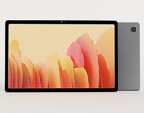 3D Samsung Galaxy Tab A7