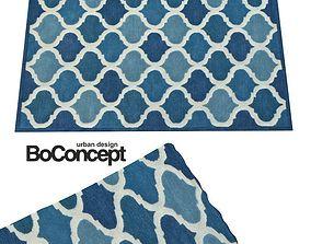 rug 3D model Carpet