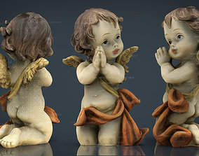 Angel 10 3D asset