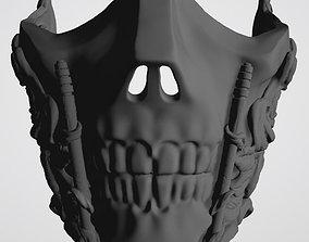 viking mask 3D printable model