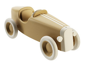 3D Grand Prix Racing Car Toy by Ooh Noo