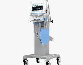 event medical inspiration 5i 3D model ventilation