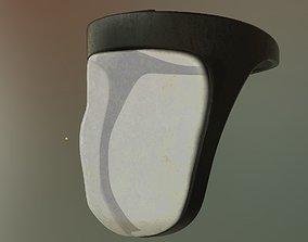 Sky-Fi mask 2 variants Puck 3D model