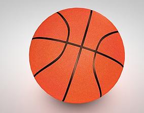 athlete Basketball 3D model