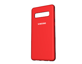 3D printable model SAMSUNG Galaxy S10 red case