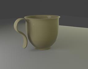 3D model tea Coffee Cup