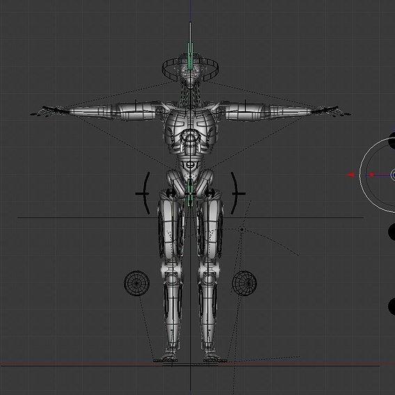 Robot Rig Version 2