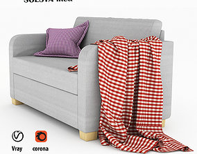 Bed collection 32 3D