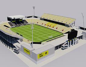 Mapfre Stadium - Columbus Crew - USA 3D
