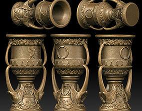 3D print model cup KHL