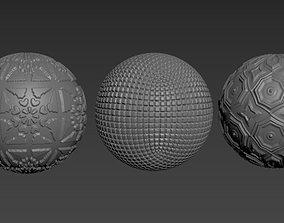 3D print model RelaxingBalls