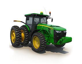 3D Tractor John Deere 8285R