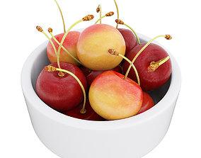 3D model Cherry bowl 3