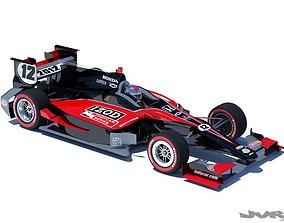 Indycar 2012 Road course concept 3D