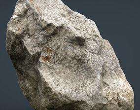3D asset game-ready environmet Rock