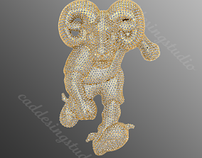 Pendant akr9 3D printable model