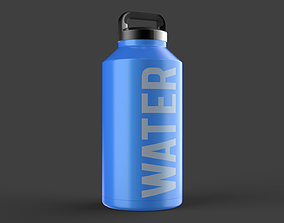 bottle 3D Water Bottle